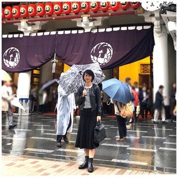 久しぶりの歌舞伎観賞へ