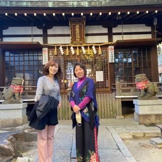 【大人ことりっぷ】安倍晴明神社で開運陰陽五行診断