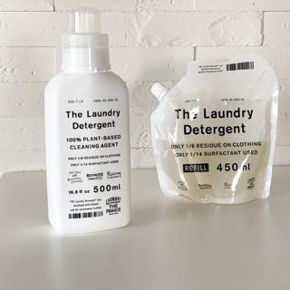 【THE(ザ)】これ一本で完結!エコで環境にも肌にも優しい洗濯洗剤