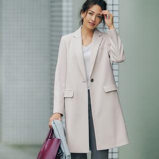 【セオリーリュクスで見つける、大人をきれいに見せる服】おしゃれもすっきり見えも叶う冬の「最旬ベーシックコート」