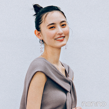 GU、select MOCA…遠藤さくらが着る「みんなのプチプラ名品」