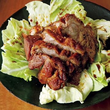 意外とさっぱり食べられる!表面カリカリ「揚げ豚とキャベツ」レシピ