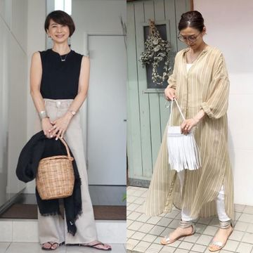 【50代夏のプチプラファッション】華組ブロガーの『ユニクロ・GU』プチプラ高見えコーデ特集