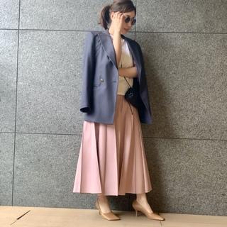 色から入る秋ファッション・ピンク