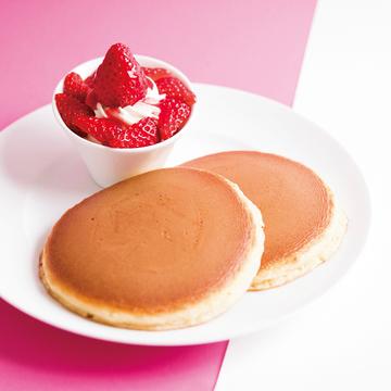 いちご×ホットケーキが来てる! インスタ映えパンケーキ屋さん進化形&レトロ★