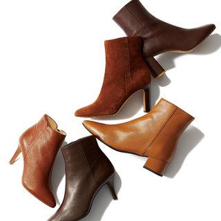 今季推しのブーツは、この5タイプ!バランスも防寒性も備えたショートブーツが使える