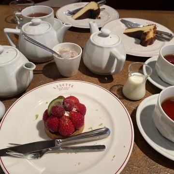 【自由が丘】おしゃれランチ&カフェ