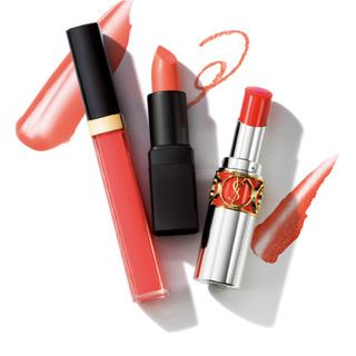 【Topics 3】最注目カラーは、肌トーンUPも狙える春色オレンジ!