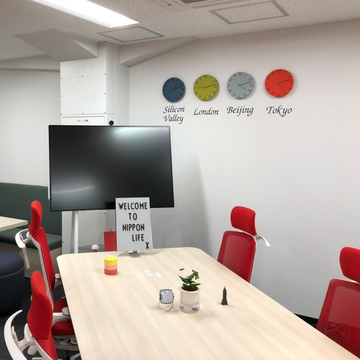 働きやすさが魅力的! Nippon Life Xの新オフィス&プロジェクトに注目