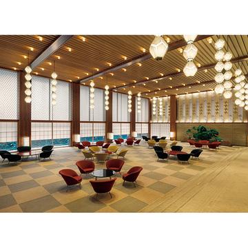 日本の伝統美を継承しつつ、世界に誇るラグジュアリーホテルに進化