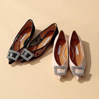 靴で季節を先取り!40代バイヤー厳選・2021年春の新作シューズ&サンダル|40代ファッション