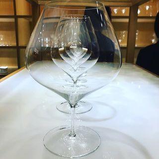 木村硝子店のワイングラスが大好きです。