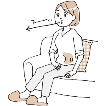 コロナ鬱かなと思ったら『下腹部呼吸法』を取り入れて【体調がよくなる「呼吸」マスター術】