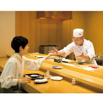 1.一期一会をお寿司で紡ぐ、 弥助劇場の至福