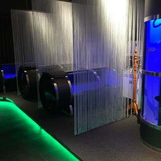 世界初!の水素浴カプセル体験