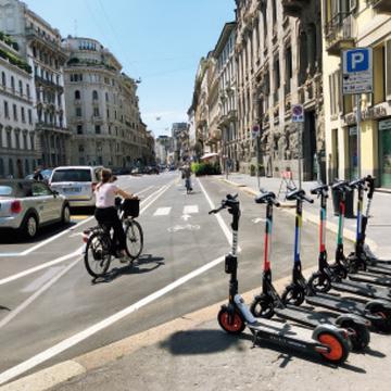 <ミラノ発! COVID-19最新レポート>市民の間で空前の自転車ブームが!