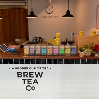 【BREW TEA Co】表参道に行ったら立ち寄る紅茶ショップ