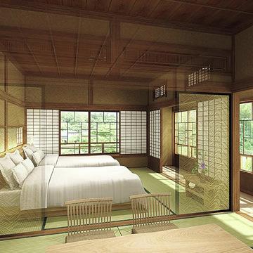3.今度の鎌倉は、泊まって楽しむ。贅沢な古民家ホテルがオープン