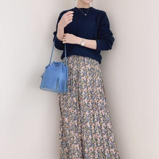 UNIQLO再値下げ790円ニット【momoko_fashion】