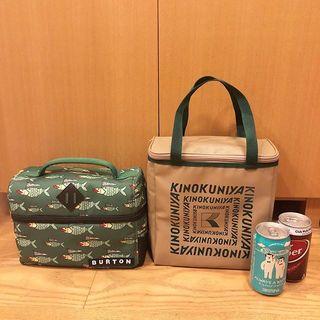 旅の気分を盛り上げる!可愛くて便利な保冷バッグを持って秋の行楽に出かけてみては?