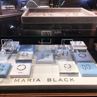 話題のデンマーク発ジュエリーブランド、MARIA BLACK♪