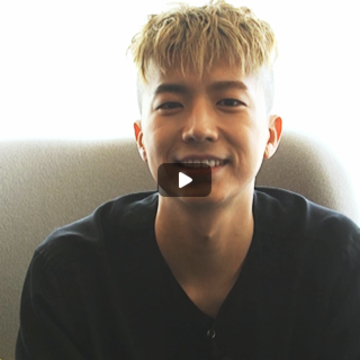 エクラ5月号 2PMウヨンのメイキング動画を公開中!