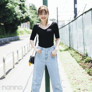 江野沢愛美の夏の私服コーデ★お笑ライブにいくときはコレ!