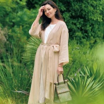 50代人気ブランド『ガリャルダガランテ』の真夏のベストワードローブ