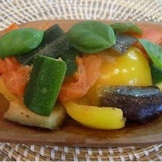多めに作って常備菜に!野菜不足もらくらく解消♪ラタトゥイユ