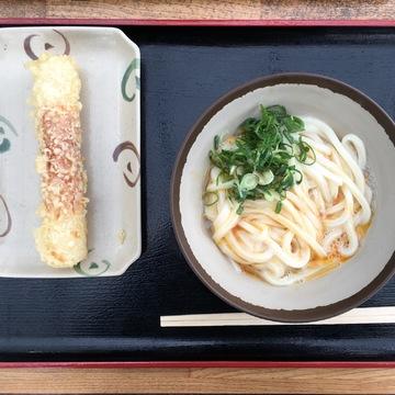 激安!!おうどんを250円で食べれちゃう!