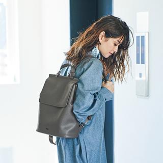 大人の日常に。TUMIの「機能美バッグ」