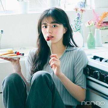 紺野彩夏主演 大学生の大人っぽ今▶︎秋着回し★ 厳選ワードローブ