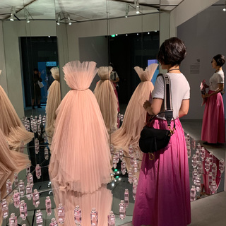 Diorの世界観にうっとりでした