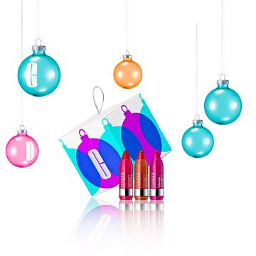 クリニークの人気リップ入り♡ クリスマス限定コフレを1名様にプレゼント!