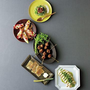 「Bar éclat」が夢中になる、ロゼに合う一品料理 五選