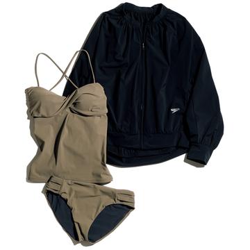 【大人の水着&水際スタイル】「マルティニーク」からは実用的&しゃれ見えをかなえたコラボアイテムが登場
