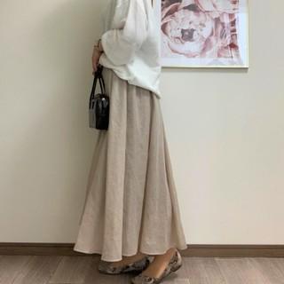 【Marisol別注】エディター三尋木奈保さん×martinique スカート