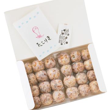 本場大阪の味 たこりきの「冷凍たこやき」