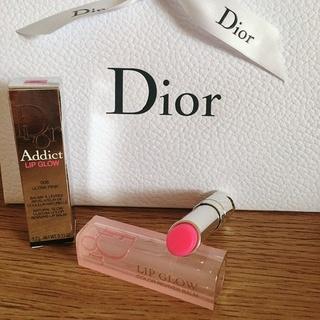 新発売!Dior アディクトリップグロウ