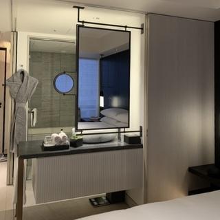 先月オープンしたキンプトン新宿に行ってきました。ブティックホテルのパイオニアといわれるサンフランシスコ発のホテルが日本初上陸。_1_4-3