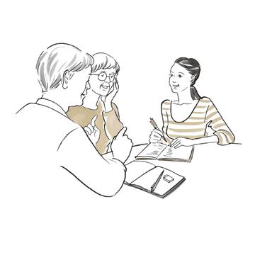 Q.親に相続の話を上手に 切り出すにはどうすればいい?