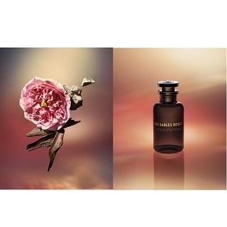 ルイ・ヴィトンより新たなフレグランス「Les Sables Roses」が登場