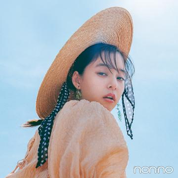 ノンノトレンドセッター代表・新木優子がこの夏着たい服は?