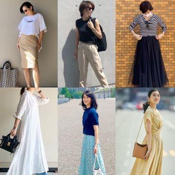 アラフィー女性「Jマダム」のおしゃれコーデが大人気!【ファッション人気ランキングTOP10】