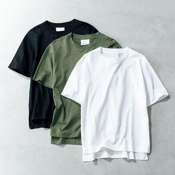 大草直子さんがSLOANEと初コラボ! Jマダムのための「究極の大人Tシャツ」完成