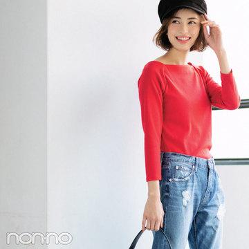 人気ブランド春のセット買い☆ローリーズファームで主役トップス+デニム