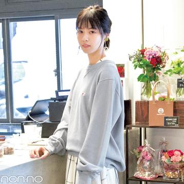 大好評第二弾! 西野七瀬主演♡「4月の甘め服に5月の買い足し」着回しday6~day10!