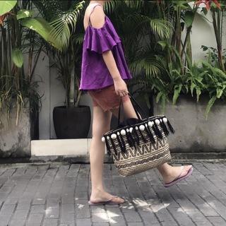 Bali カゴバック