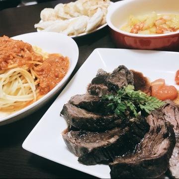 お家で簡単!レストランみたいなお洒落ご飯レシピ♡ ①