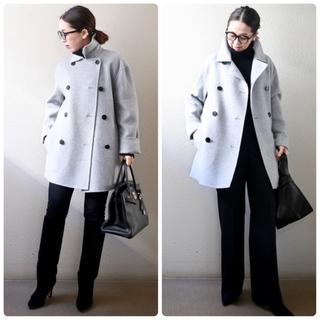 身長低めさんに嬉しいトレンド「ショート丈コート」! 今年の特徴&着こなしのコツは?【小柄バランスコーデ術#02】